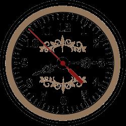 Tätowierung Uhr 13