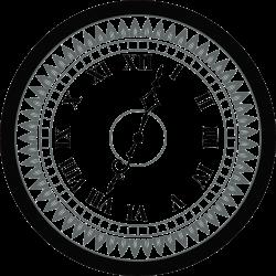 Uhr als Tattoo 16