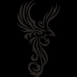 Vogel als Tattoo 9