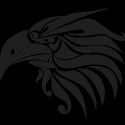 Vorlage Vogel 12