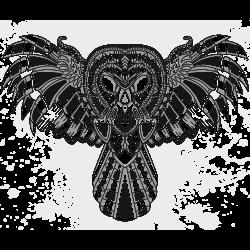 Tattovorlage Vogel 25