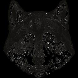 Tätowierung Wolf 7