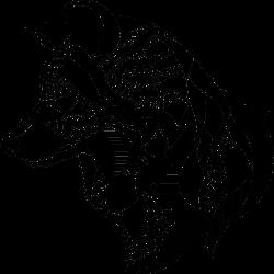 Tätowierung Wolf 16
