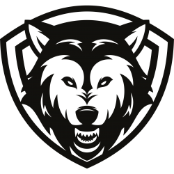 Tätowierung Wolf 23
